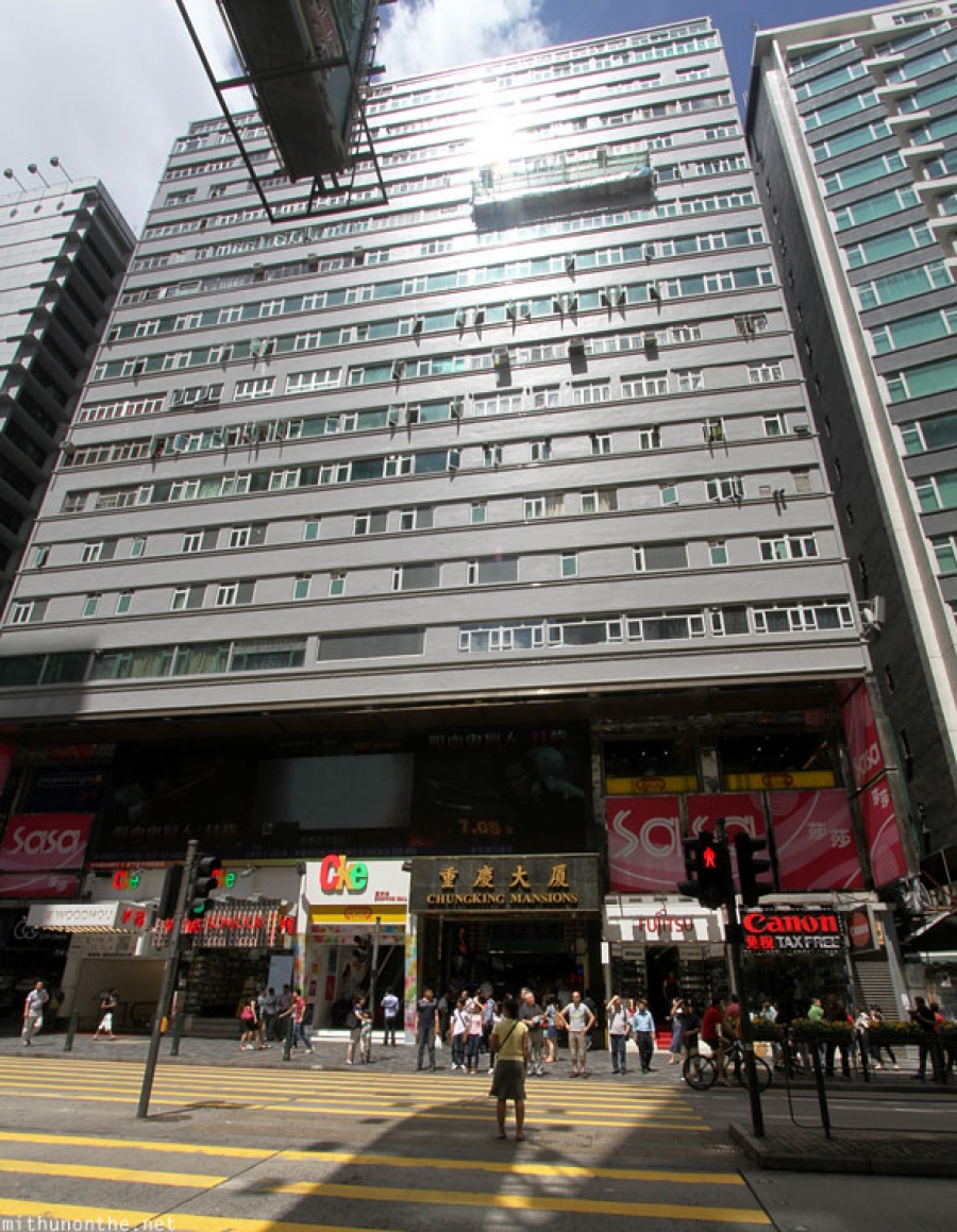 Chungking Mansions A Ghetto At The Centre Of The World FULLY BOOKED