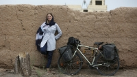 The Bicycle Diaries:  One Woman Cycling from London to Tehran