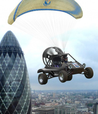 Adventures in a Flying Car