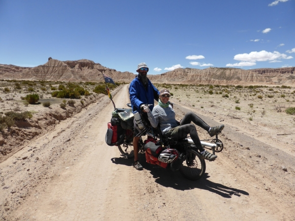 Totally Tandem: 23,000km from Canada to Chile