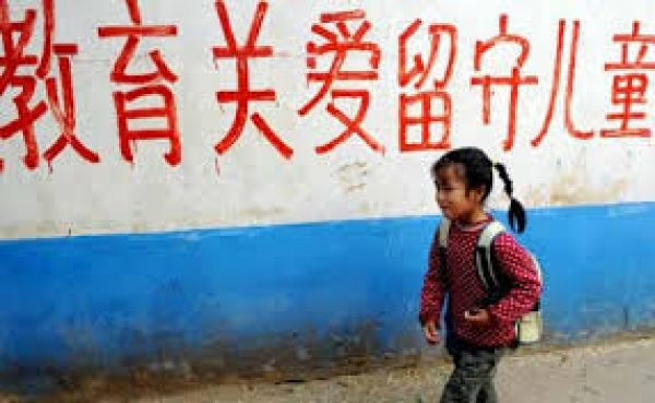 "Labour Migration in China: The Effects on the Families of the Children ""Left Behind"""