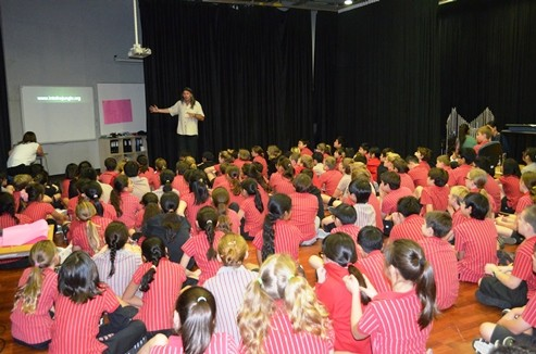 SCHOOLS OUTREACH PROGRAMME